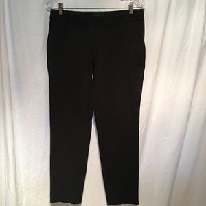 Cynthia Rowley Black Career Slacks/Pants SZ 8